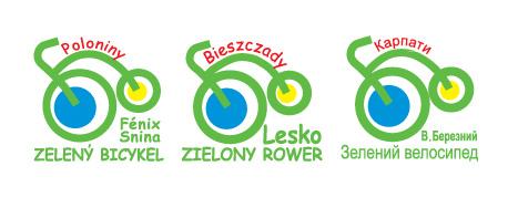 Zelený bicykel